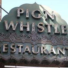 DJ Pig N Whistle